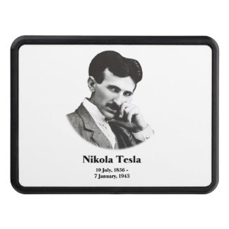 Young Tesla Hitch Cover