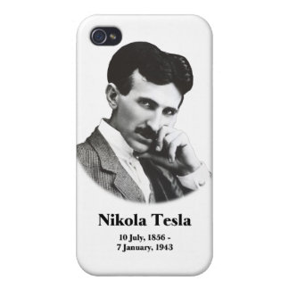 Young Tesla iPhone 4/4S Cover