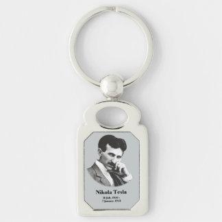 Young Tesla Keychain