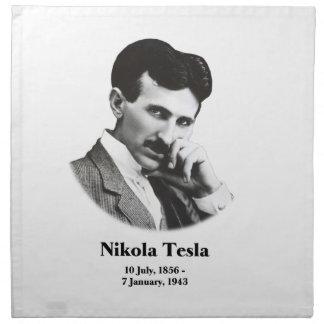 Young Tesla Napkin
