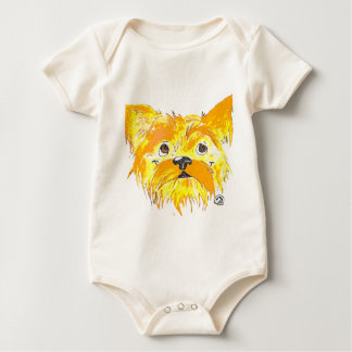Young Turbo on Baby Apparel Baby Bodysuit