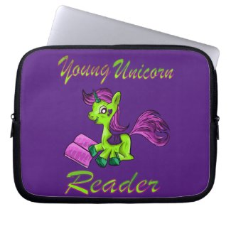Young Unicorn Reader Book Sleeve