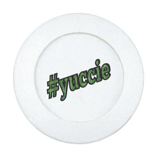 Young Urban Creative # Yuccie Button Covers