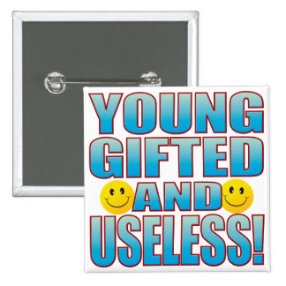 Young Useless Life B Button