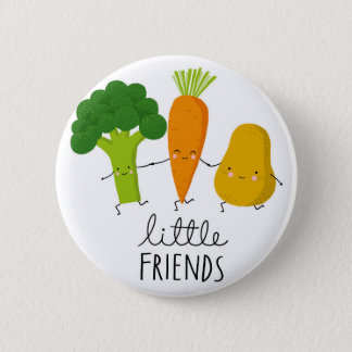 young vegetable button