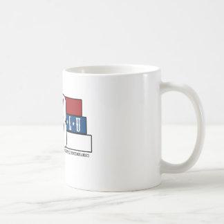 YOUNG VERT B.L.U MERCH COFFEE MUG