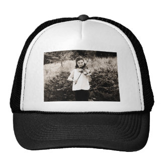 Young Violinist Trucker Hat