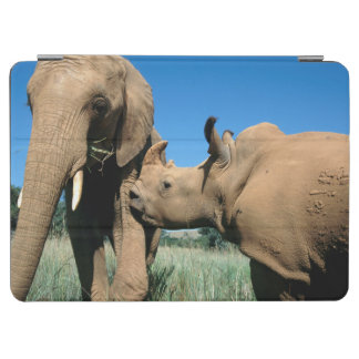 Young White Rhinoceros iPad Air Cover