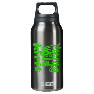 Young Wild and Free Insulated Water Bottle