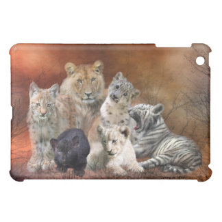 Young & Wild Art Case for iPad Cover For The iPad Mini
