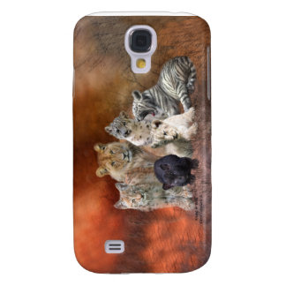 Young & Wild Art Case for iPhone 3 Galaxy S4 Cases