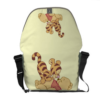 Young Winnie the Pooh Messenger Bag