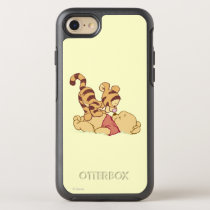 Young Winnie the Pooh OtterBox Symmetry iPhone 7 Case