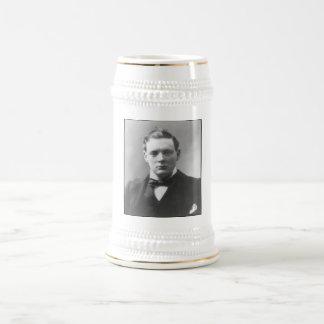 Young Winston Churchill Mug