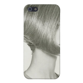 Young Woman 2 Cover For iPhone SE/5/5s