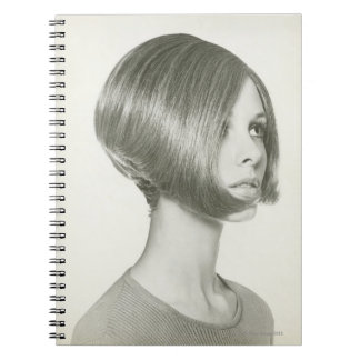 Young Woman 2 Notebook
