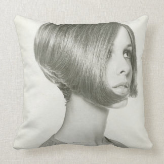 Young Woman 2 Pillow