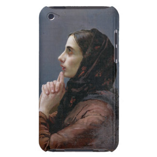 Young Woman at Prayer, 1879 (oil on canvas) Barely There iPod Cover