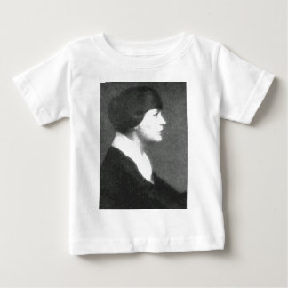 Young Woman Baby T-Shirt
