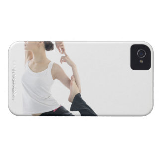 young woman beauty yoga 2 blackberry case