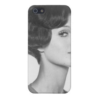 Young Woman Case For iPhone SE/5/5s