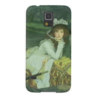 Young Woman in a Boat, or Reflections, c.1870 (oil Case For Galaxy S5
