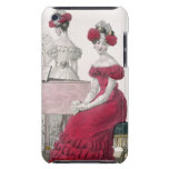 Young Woman in a Crepe Evening Dress with an Elabo Case-Mate iPod Touch Case
