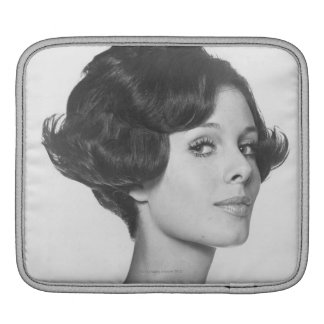 Young Woman Sleeves For iPads