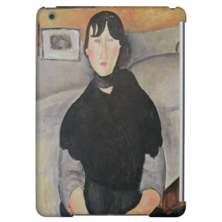 Young Woman of the People iPad Air Covers