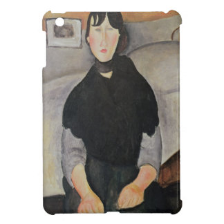 Young Woman of the People iPad Mini Cover