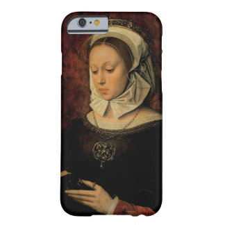 Young Woman Reading a Book of Hours (oil on panel) Barely There iPhone 6 Case