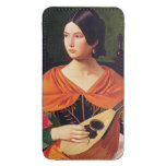 Young Woman with a Mandolin, 1845-47