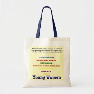 YOUNG WOMEN Tote