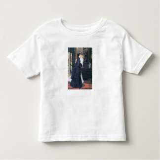 Young women with Japanese goods by James Tissot Tshirts
