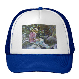 Young Writer Trucker Hat
