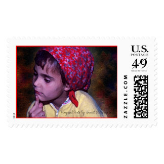 youngdan1 copy, Original Photo By Daniel W. Mor... Stamps