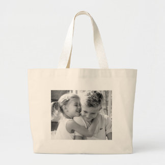 Younge love large tote bag