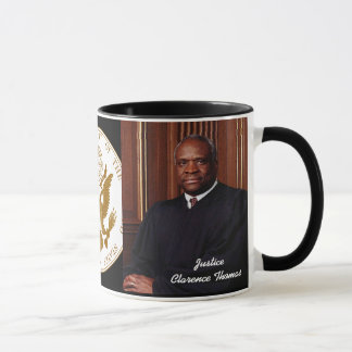 Younger AND Elder Clarence Thomas Mug
