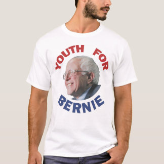 Younger Demographic for Bernie T-Shirt