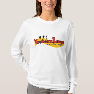 Younger Legs Long-Sleeve Tee