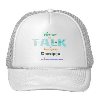 youngest - hat