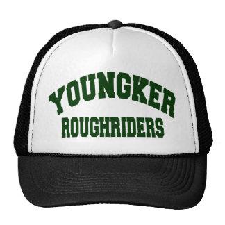 Youngker Roughriders Gorros Bordados