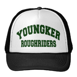 Youngker Roughriders Trucker Hat