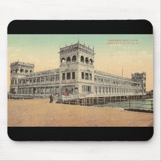 Young's Million Dollar Pier, Atlantic City Mouse Pad