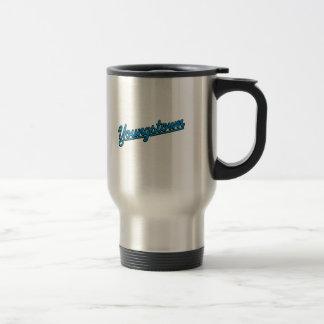 Youngstown en ciánico taza de café