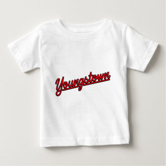 Youngstown in red tees