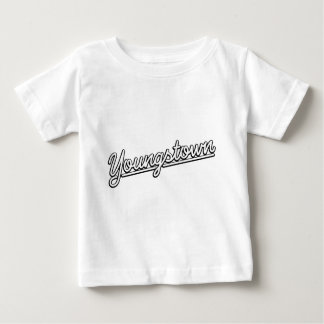 Youngstown in white tshirt
