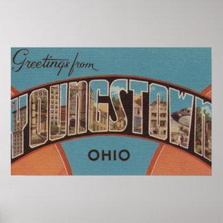 Youngstown, Ohio - escenas grandes 2 de la letra Posters