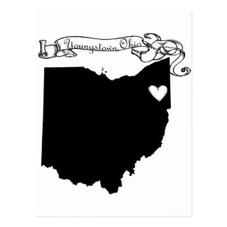Youngstown Ohio Postcard