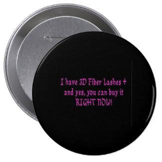 Younique Swag Pinback Button
